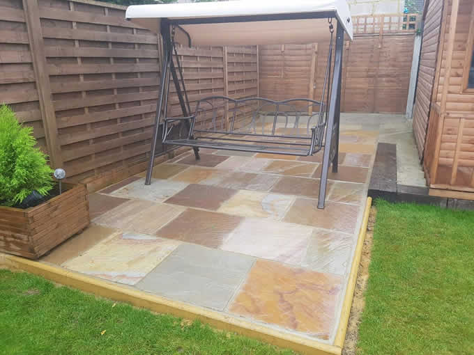 Patio and Driveway Paving Across Hertfordshire